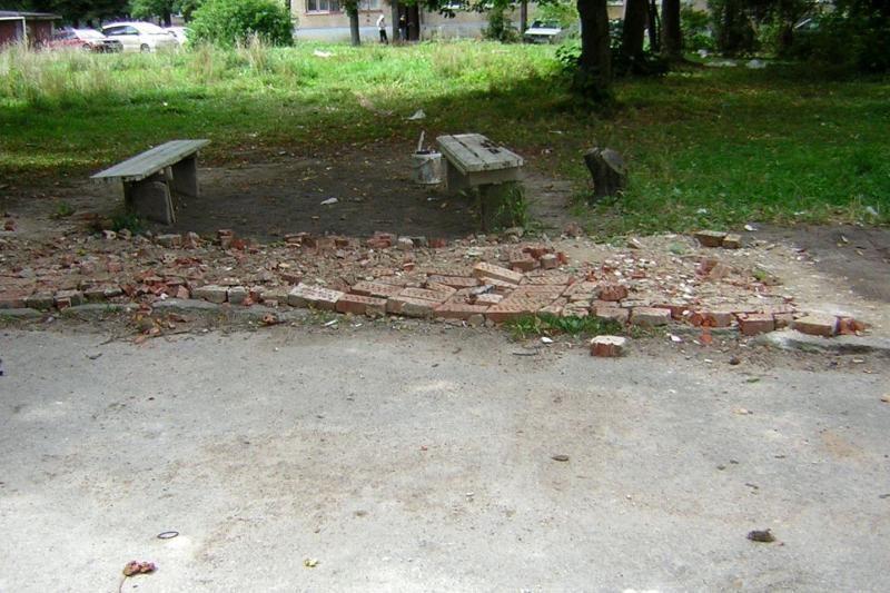 K.Baršausko gatvės gyventojai valdžiai siūlo pasitikrinti regėjimą