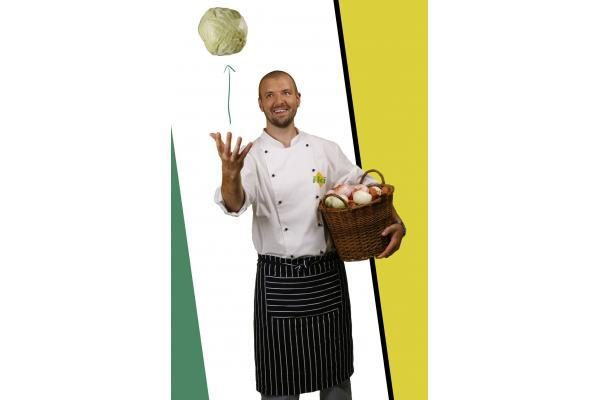 Kulinaras L.Samėnas vaidins seriale