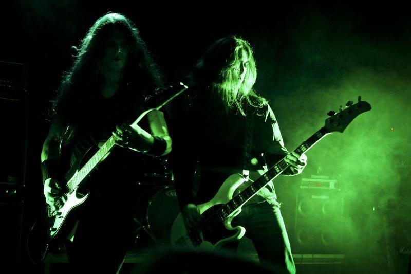 "Metalo mūšyje triumfavo grupė ""Inquisitor"""