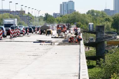 Uosto direkcijoje – apie viaduko rekonstrukcijos finansavimą