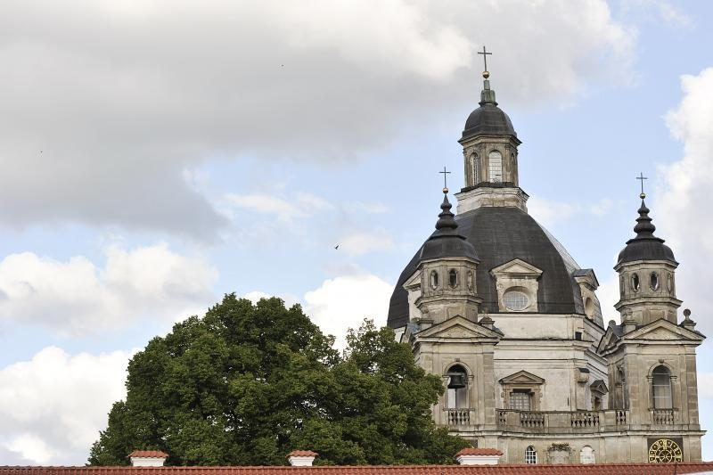Pažaislio bažnyčia mini konsekracijos 300 metų sukaktį