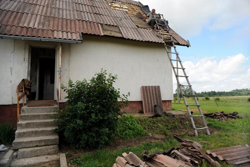 Per keletą metų stichinių nelaimių padaroma žala išaugo dešimteriopai