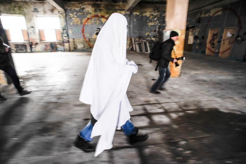 Kauniečius kviečia gaudyti vaiduoklius