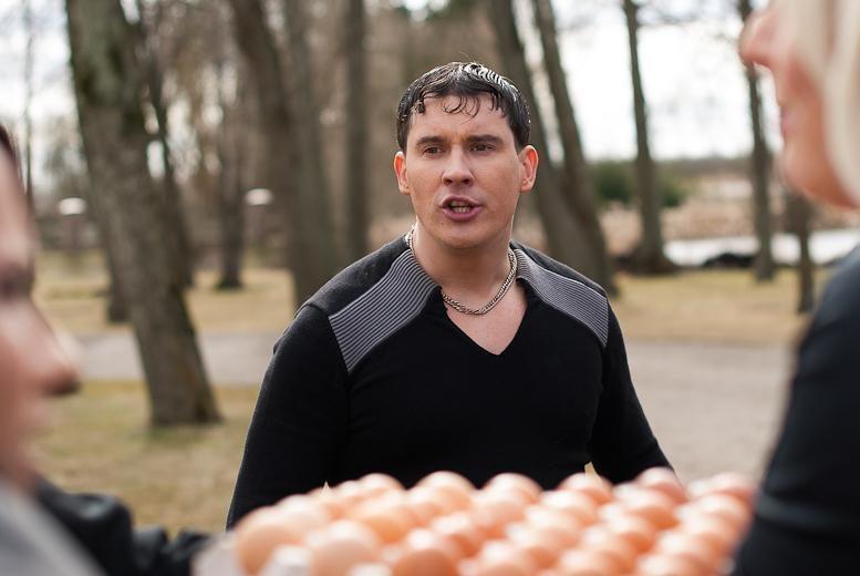 """LNK velykinis filmas """"Kontrabandiniai kiaušiniai"""" tapo trileriu"""
