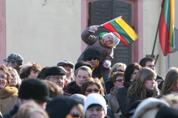 N.Marčėnaitė: Kovo 11-oji visų mūsų šventė, tad švęskime ją kartu