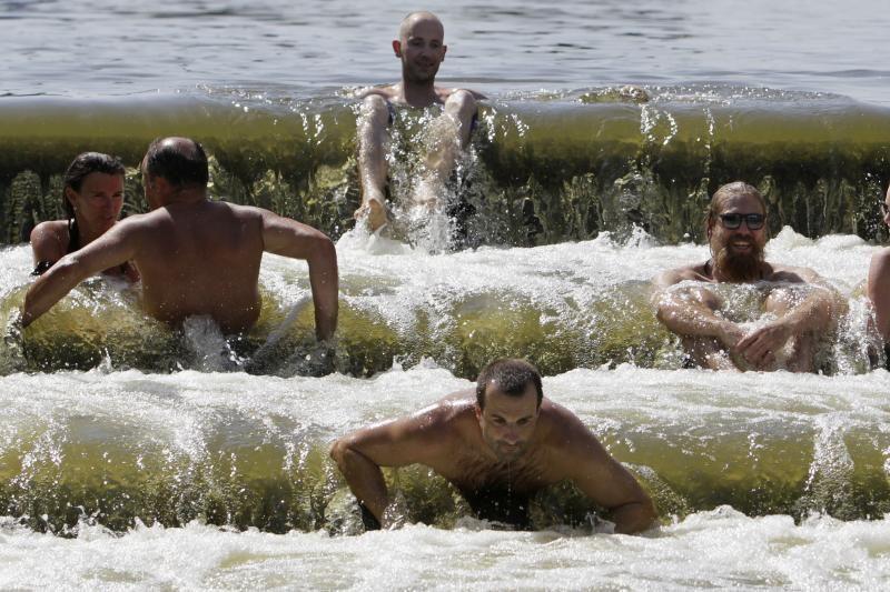 Čekijoje užregistruotas visų laikų šalies karščio rekordas
