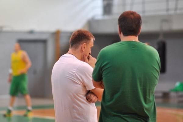 Š.Jasikevičius: prieš kitą varžovą mūsų tandemas su Jonu galėtų ir nesuveikti