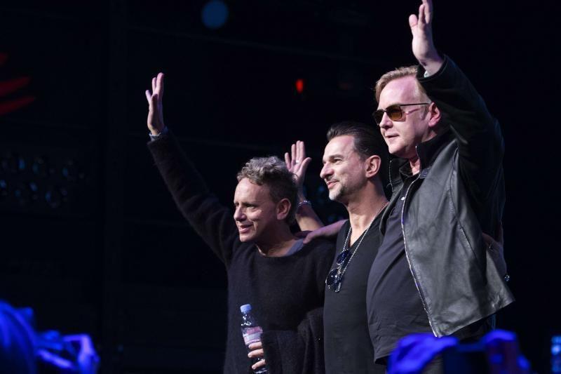 """10 įdomiausių faktų apie """"Depeche Mode""""  klavišininką A. Fletcherį"""