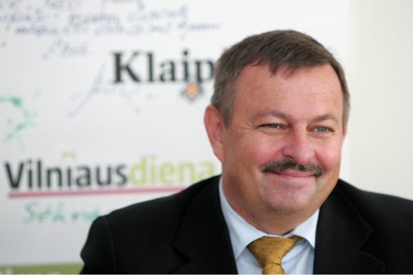 Vilniaus mero poste V.Navicką pakeis R.Alekna?