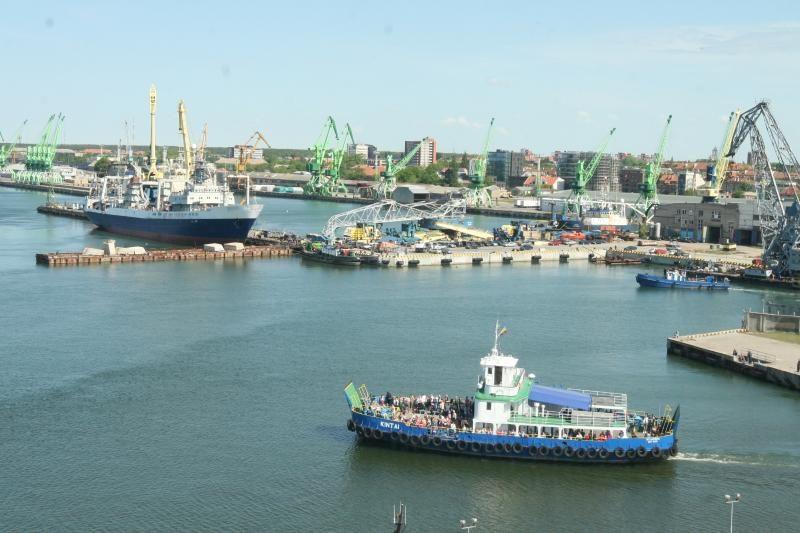 Vėl kviečia pasižvalgyti po Klaipėdos uostą