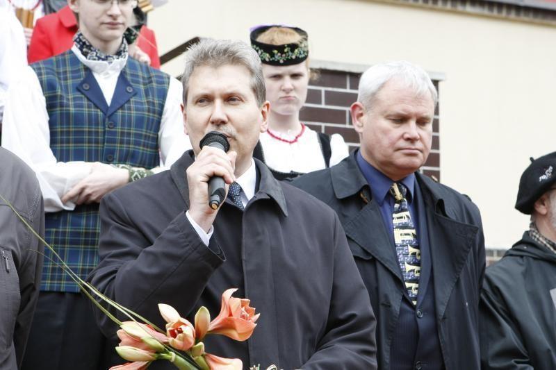 Klaipėdos Vytauto Didžiojo gimnazija šventė įkūrimo sukaktį