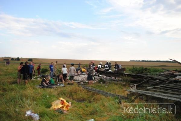 Kauno rajone nukentėjusių Čekijos turistų būklė labai rimta (papildyta)