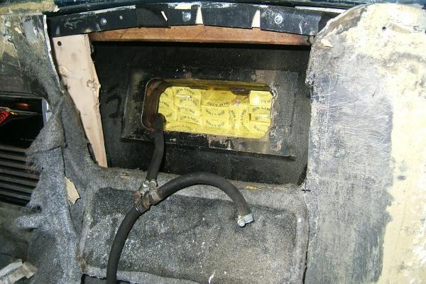 Dujų balione - kontrabanda