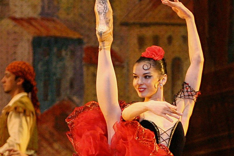 Rusijos Didįjį teatrą palieka du žymiausi baleto šokėjai