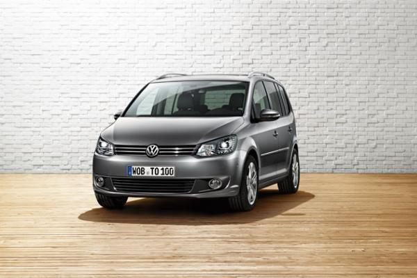 """Vokietijos rinkoje – naujasis """"Volkswagen Touran"""""""