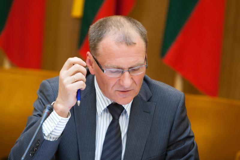 A.Čaplikas: formuojasi antiprezidentinė koalicija