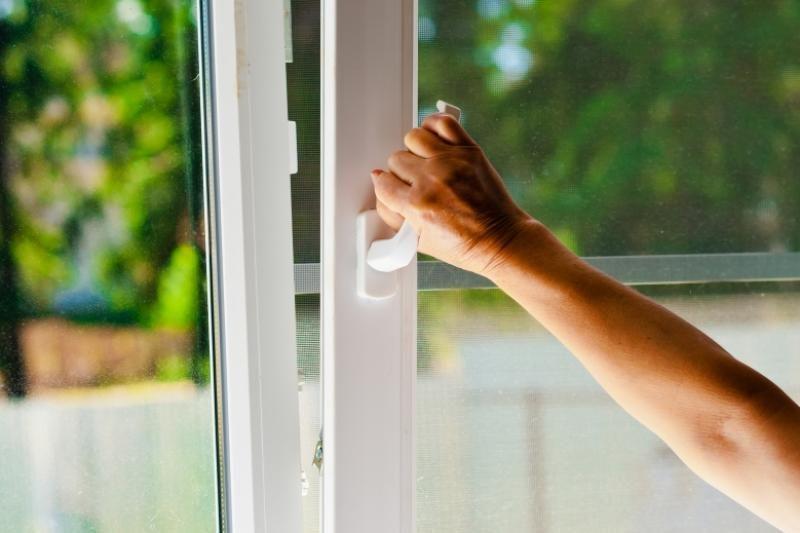Kodėl rasoja langai? (Specialisto komentaras)