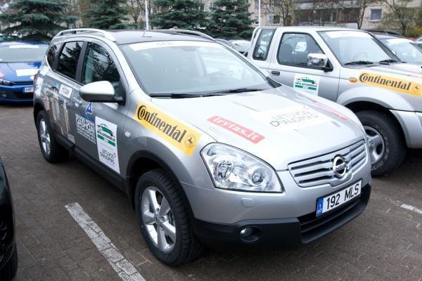 """""""Metų automobilio 2009"""