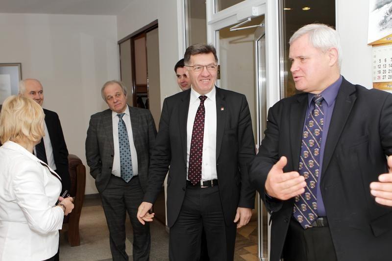 Klaipėdos meras prašė Seimo narių malonės