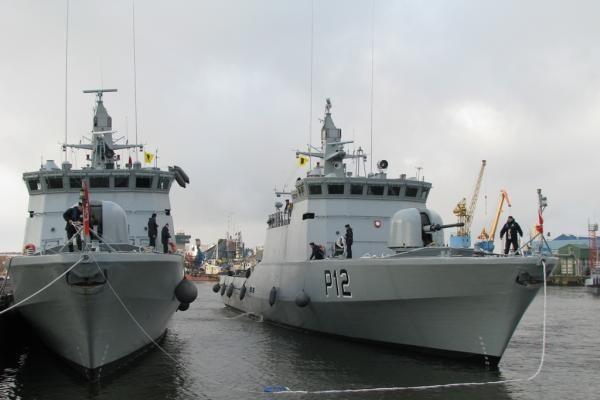 Lietuvos kariniam jūrų laivynui - 75-eri