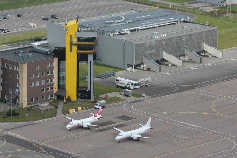 Viešbučio Kauno oro uoste teks palaukti