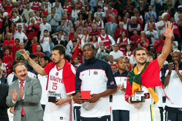 L.Kleiza - geriausių čempionato žaidėjų penkete