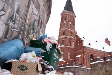 Kaunas tampa, o gal jau tapo provincija?