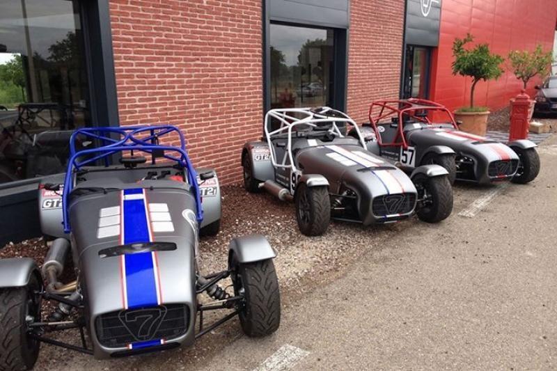 """Bendras """"Caterham"""" ir """"Renault Alpine"""" užmojis – """"sportinukas"""" dviems"""