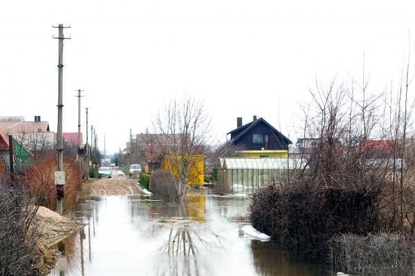 """""""Pakrantės"""" sodų keliai – po vandeniu"""
