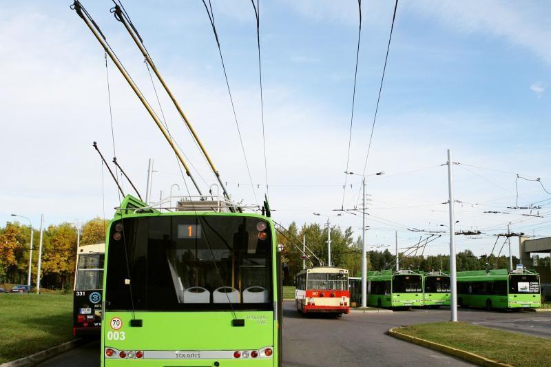 """Jungtuvės: """"Autrolis"""" ir """"Kauno autobusai"""" taps viena įmone"""