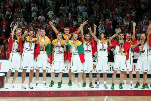 Kova dėl olimpiados: Lietuvos varžovai – Venesuela ir Nigerija