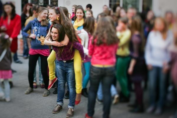 Vilnius 2015 metais tikisi tapti Europos jaunimo sostine