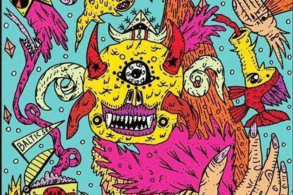 Vilniaus knygų mugė suvienys komiksų menininkus iš įvairių šalių