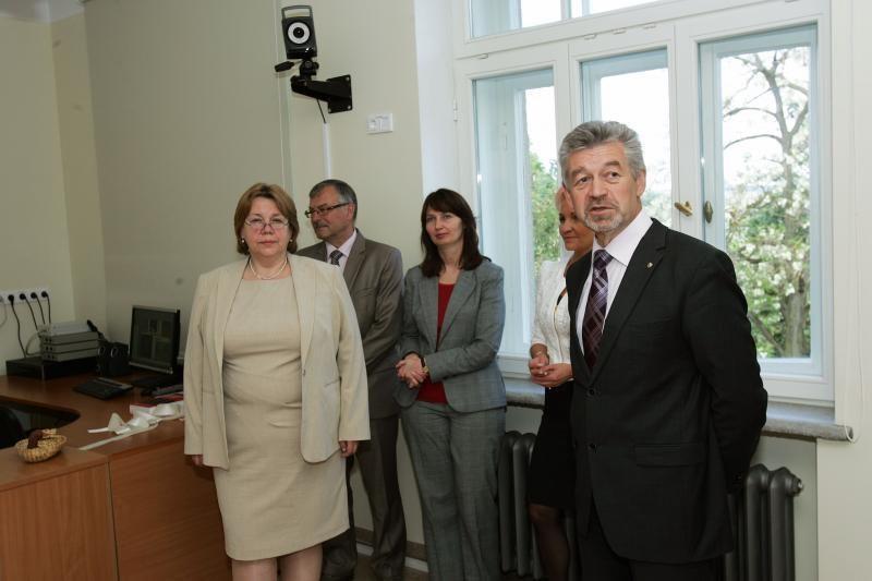 Kaune atidaryta pirmoji Lietuvoje judesio analizės laboratorija