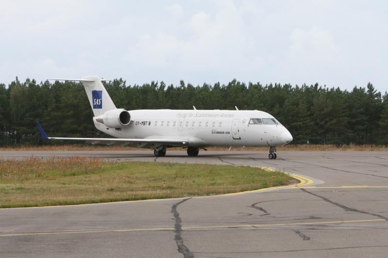 SAS didina keleivių vietų skaičių reisuose į Kopenhagą