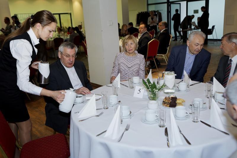 Klaipėdiečiai antrą kartą susirinko į Maldos pusryčius
