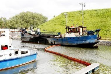 Klaipėdos savivaldybė laukia išvadų dėl iškasto grunto