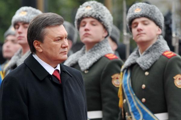 Ukrainos konstitucijos reforma - neteisėta