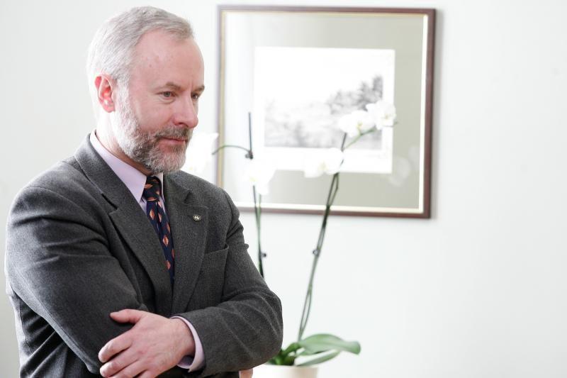 J.Razma: ministro neatleidimas sukuria įtampą