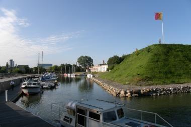 Pilies uoste išsiliejo dyzelinas