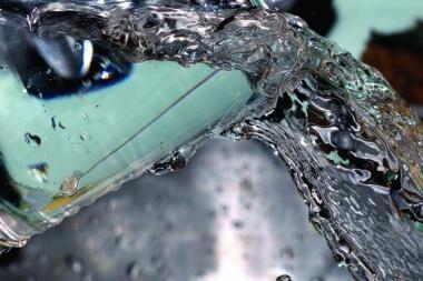 Neringos geriamasis vanduo turi per daug amonio