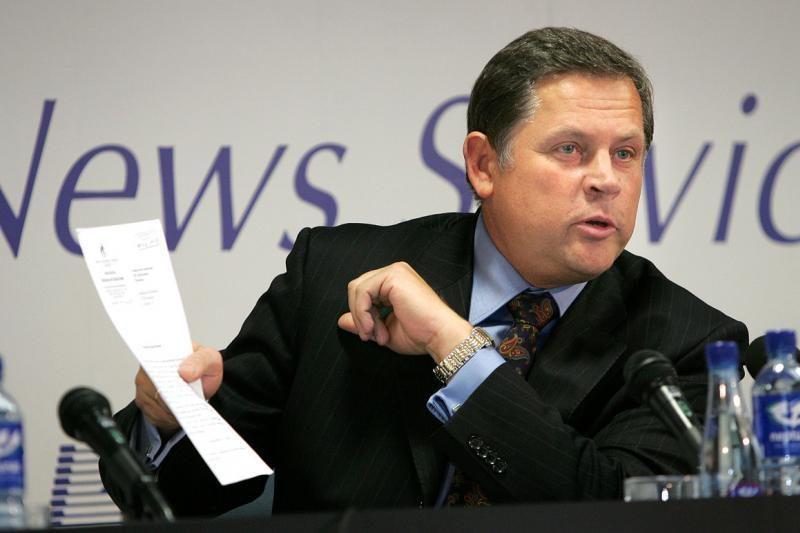 R.Stonys: A.Kupčinskai, negražu rinkėjų pasitikėjimo siekti melu
