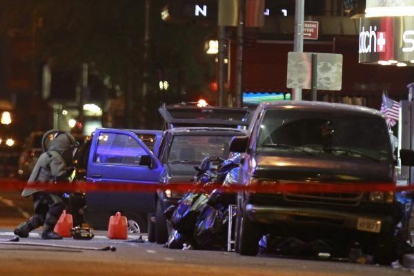 Niujorke bombą palikusį žmogų užfiksavo vaizdo kameros
