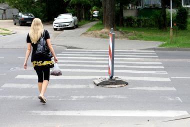 Panerių ir Partizanų gatvėse sutvarkyti šuliniai