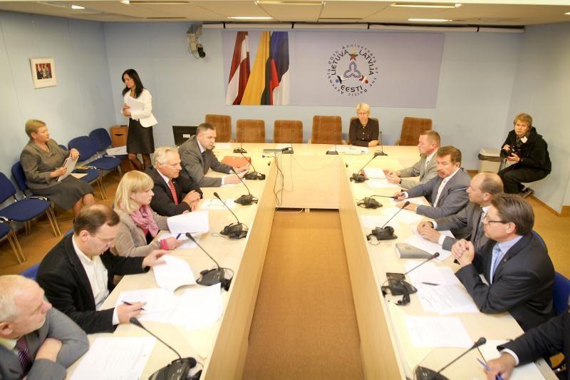 Komisijos posėdžiai dėl N.Venckienės imuniteto bus uždari