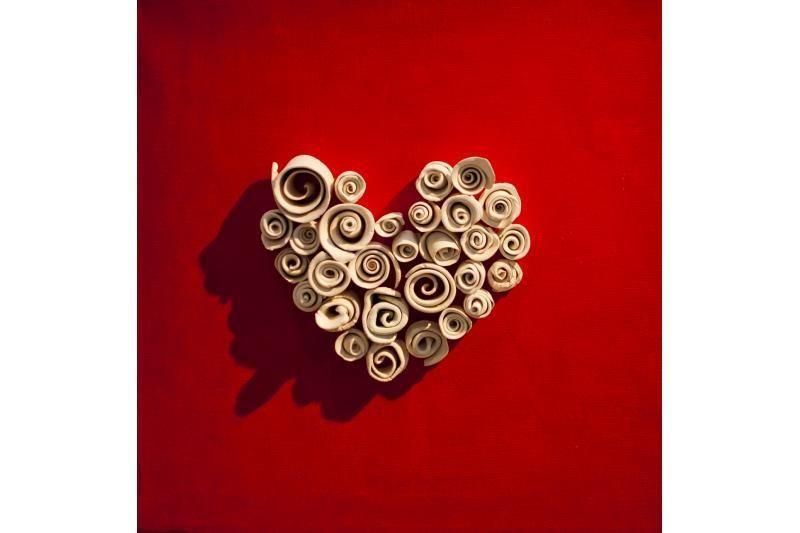Meilė ir ugnis  užvaldė keramikės kūrybą ir gyvenimą