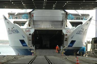 Klaipėdos uoste - įtartinas automobilis iš Švedijos