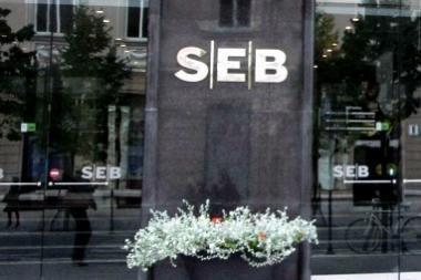SEB bankas šiemet patyrė 112,1 mln. litų nuostolių