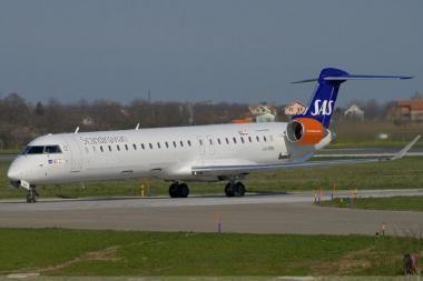 SAS iš Palangos skraidys naujausio modelio lėktuvu