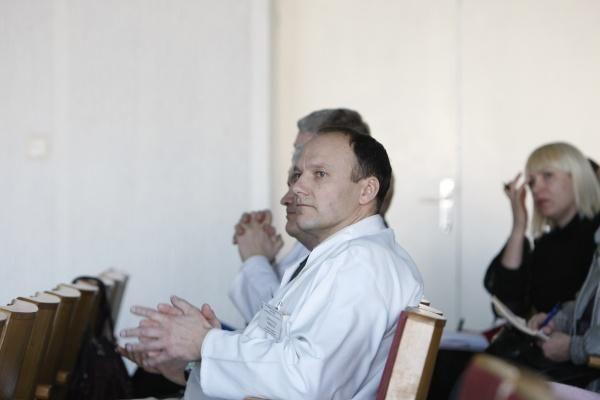 Klaipėdos medikai dėl pertvarkos ketina streikuoti
